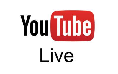 Mini-concerts sur Youtube